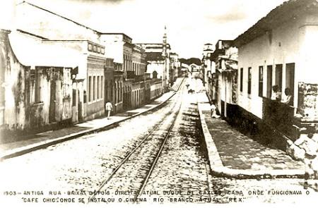 Rua Duque de Caxias