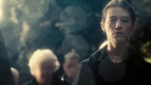 Charlotte Gainsbourg em cena de Antichrist